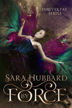 Cover created for Author Sara Hubbard