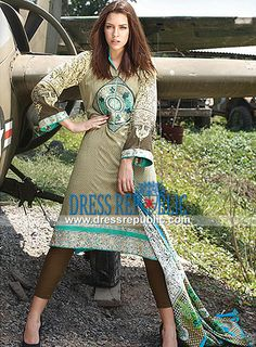 Pakistani Winter Collection 2014 With Long Sleeves, Plus Sizes XXL Are Available plus size pakistani dresses for winters, pakistani winter collection in xxl size, xl sizes branded dresses pakistani, gul ahmed sana safinaz asim jofa special size dresses Don't miss dress republic sale! Visit pakistan's largest online clothing store for men and women and get great discounts and sale offers on women's fashion including party wears, bridals and lawn prints by www.dressrepublic.com