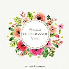 A Pocket full of LDS prints: April 2016 General Conference General Conference Quotes, Floral Banners, Floral Garland, Church Quotes, Deco Floral, Style Vintage, Free Prints, Flower Frame, Watercolor Flowers