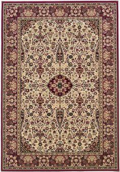 Persian Carpet - Ardabil. Most ancient.