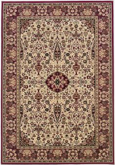 Persian Carpet - Ardabil. Most ancient.