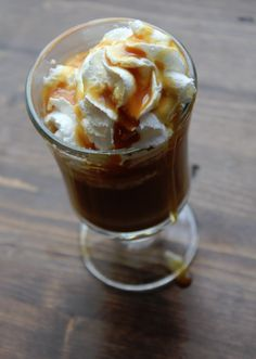 Crock Pot Caramel Latte Recipe