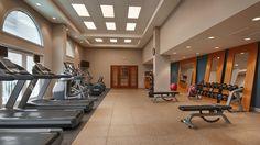 Fitness Center at Hilton Naples Hotel
