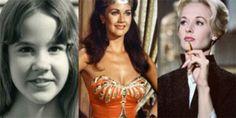 Una maldición acabó con la carrera de estas 10 actrices