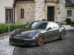 Photo : Porsche 991 GT3