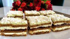 Najlepsze przepisy na pyszne i efektownie wyglądające ciasta, którymi zaskoczysz swoich gości! - Blog z apetytem Krispie Treats, Rice Krispies, Kolaci I Torte, Polish Recipes, Polish Food, Vanilla Cake, Tiramisu, Cheesecake, Cooking Recipes