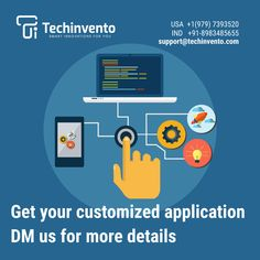 TechInvento IT Services-Top Web, Software & Digital Marketing Company Ios Application Development, App Development Companies, Web Application, Web Development, Social Media Marketing, Digital Marketing, Competitor Analysis, Startups, Entrepreneurship