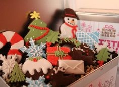 Christmas Biscuit Gifts