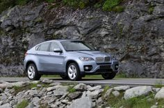 The BMW ActiveHybrid X6 SUV. Live on the edge.