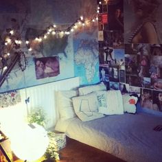 fairylights | Tumblr want to make pillows for my daughters room any ideas