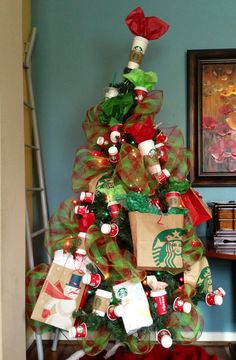 My Starbucks tree :)