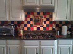 Kitchen Tile Designs
