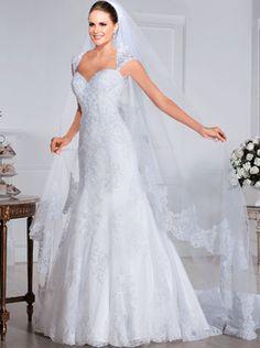 Vestido de noiva modelo: Jasmine