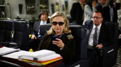 Hillary Clinton Just Joined Twitter: Permission to Freak Out Now! ~ Levo League