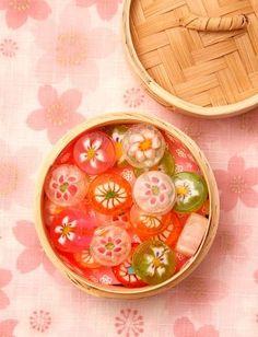 japancandybox: ❤ Japan Candy Box ❤ The Sweetest Monthly Japanese Candy Subscription Box ❤ go with tea or coffee Japanese Treats, Japanese Candy, Japanese Food, Japanese Style, Desserts Japonais, Japanese Wagashi, Bar A Bonbon, Macaron, Cakepops