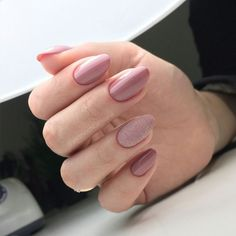 What Christmas manicure to choose for a festive mood - My Nails Toe Nails, Pink Nails, Acryl Nails, Nail Fungus, Nails Tumblr, Super Nails, Nagel Gel, Almond Nails, Manicure And Pedicure