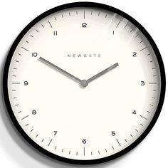 Buy Newgate Mr Turner Wall Clock, Dia. 45cm Online at johnlewis.com