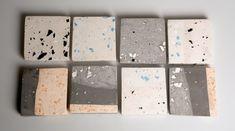 Coal and Chalk Tiles