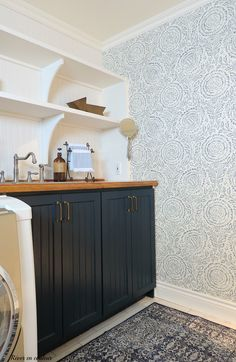 laundry room refresh