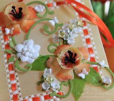 Parchment Craft Gift Bag 2