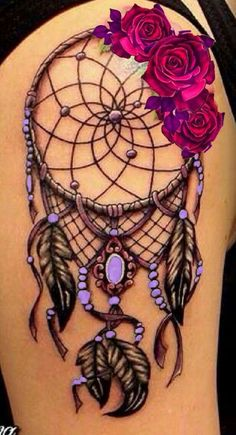 Beautiful. I can't wait to be tatted again. Thigh tat next