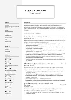 ESL Teacher Resume Samples & writing guide with templates to land your next teaching job in Job descriptions & responsibility examples inc. Resume Tips, Resume Examples, Sample Resume, Resume Summary, Resume Ideas, Office Assistant Resume, Manager Resume, Assistant Jobs, Marvel Infinity