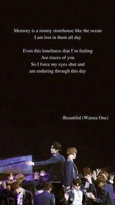 Trendy Quotes Lyrics Kpop Wanna One Ideas Song Lyrics Wallpaper, Wallpaper Quotes, Screen Wallpaper, Lyric Quotes, Words Quotes, Qoutes, Pop Lyrics, Happy Quotes, Funny Quotes