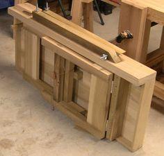 Close Grain: Portable Workbench, part 2