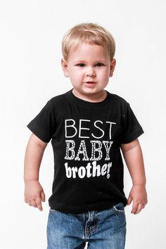 Best Baby Brother   Onesies + Tees