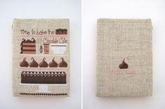 """Chocolate cake sampler"" Casey Buonaugurio Design"
