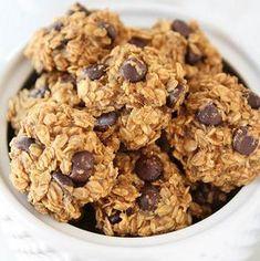 7 receitas de biscoitos saudáveis   Estes biscoitos são dos mais saudáveis que você algum dia irá encontrar e ter o prazer de provar. Não só não contêm farinhas e vestígios de cereais,