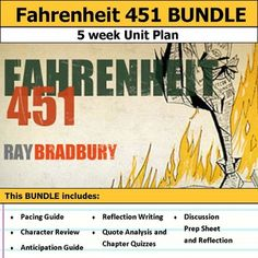 fahrenheit 451 anticipation guide Understanding fahrenheit 451, a novel by ray bradbury,  short version of a study guide on fahrenheit 451 by ray bradbury  before reading: anticipation guide,.
