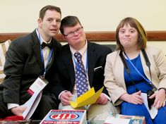 Teaching Parents Of Kids With Disabilities To Fight Back : NPR