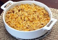 How to Make a Simple Macaroni and Cheese Side: Simple Macaroni and Cheese