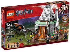 ThinkGeek :: LEGO® Harry Potter™ Hagrid's Hut
