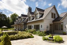 Love this look for the hill country house!
