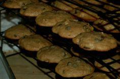 Choc Chip Banana Cookies