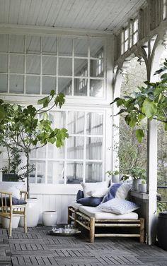 PLAZA Interiör | Inredning, Design, Hem, Kök, & Bad | Tine K & gamla fönster