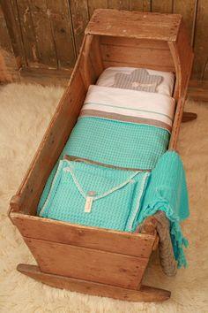 Cute idea for bassinets lol