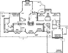 Home Plans HOMEPW17472 - 3,051 Square Feet, 5 Bedroom 4 Bathroom Farmhouse Home with 2 Garage Bays