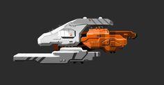 Spaceship by ~Seeker800 on deviantART