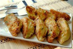 Этот рецепт капустных шницелей, которые получаются такими аппетитными и хрустящими, что сложно удержаться и не взять из тарелки еще хоть один…  Благодаря короткой тепловой обработке, капуста со…