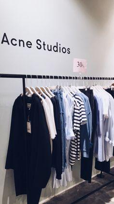 ACNE studios fashion