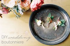 How+To+Wedding+Boutonnieres