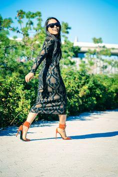 @maggylondon dress + @gucci heels #gucci #nytrendymoms #fashion #stylist