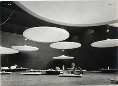X Triennale - Mostra dell'industial design - Allestimento