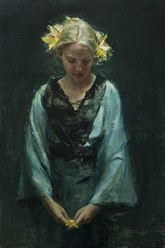 Staff Picks from the FASO Daily Art Show: Johanna Harmon, Wilf Tilley, Victoria Castillo | FineArtViews Blog by FASO