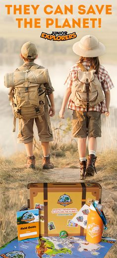 "Junior Explorers is offering a Free Adventure Kit for your child from now until Sept 30, 2015! Use code FREE1 and start exploring today! Our mission is to inspire kids to love and protect our planet by sending them on monthly adventures to learn about animals and where they live. We send a beautiful product kit home with lots of collectibles and a ""secret code"" that unlocks our corresponding online adventures! We can't wait to meet you at Mission Center."