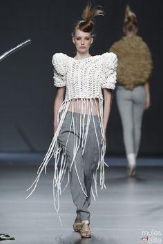 Sara Coleman: Spring Summer 2012, organic cotton