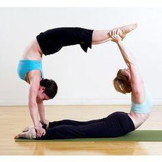 32 best partner yoga images  partner yoga yoga poses